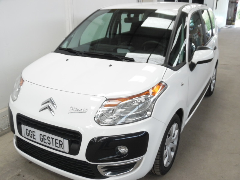 citroen c3 picasso ste 1 6 hdi 92 clim 2 places 75171 kms. Black Bedroom Furniture Sets. Home Design Ideas