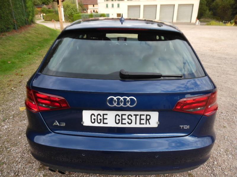 Audi a3 new modele sportback 2 0 tdi 150 s tronic gps for Garage seat vosges