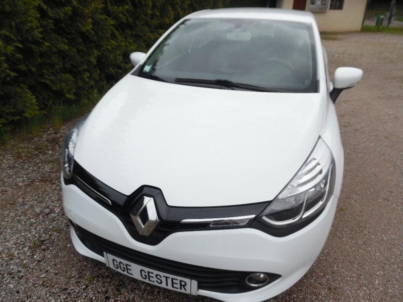 Renault clio iv 1 5 dci eco2 business gps 33512 kms for Garage clio 4