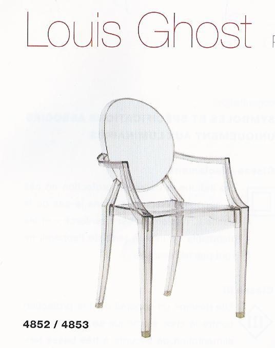 fauteuil louis ghost kartell styles decoration. Black Bedroom Furniture Sets. Home Design Ideas