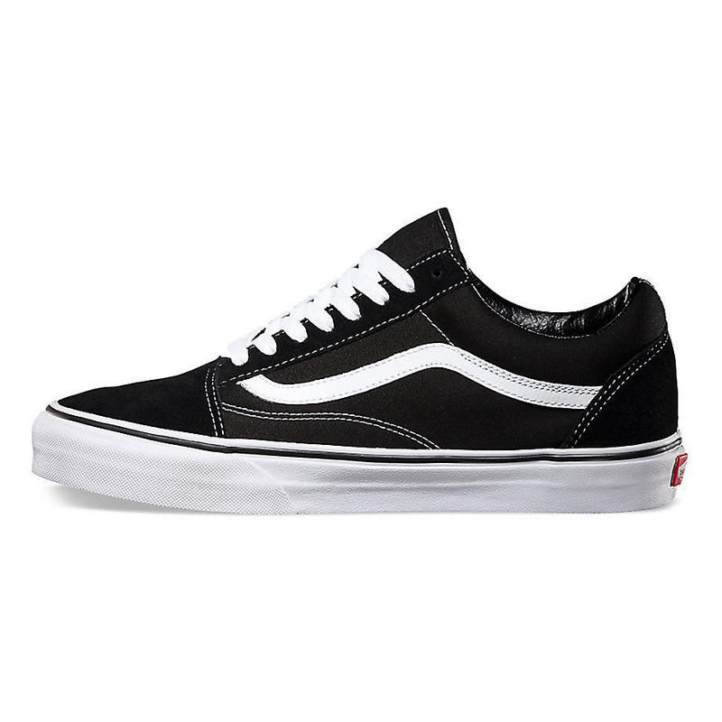 Chaussures Street Skool Vans Blackwhite Old Ekilibr r4frnAB