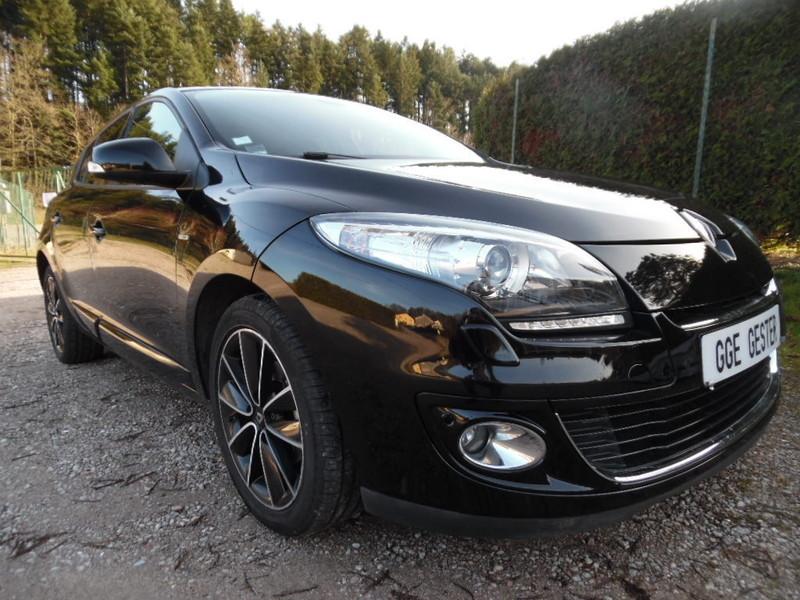Renault Megane Iii 1 5 Dci 110 Bose Noir Gps Camera 52887 Km