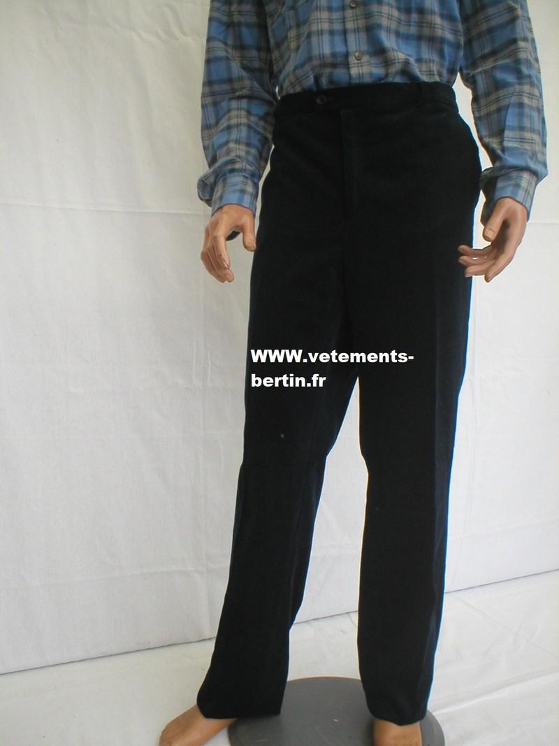5ed861abac74 Pantalon homme grande taille - PRÊT À PORTER DANIEL BERTIN