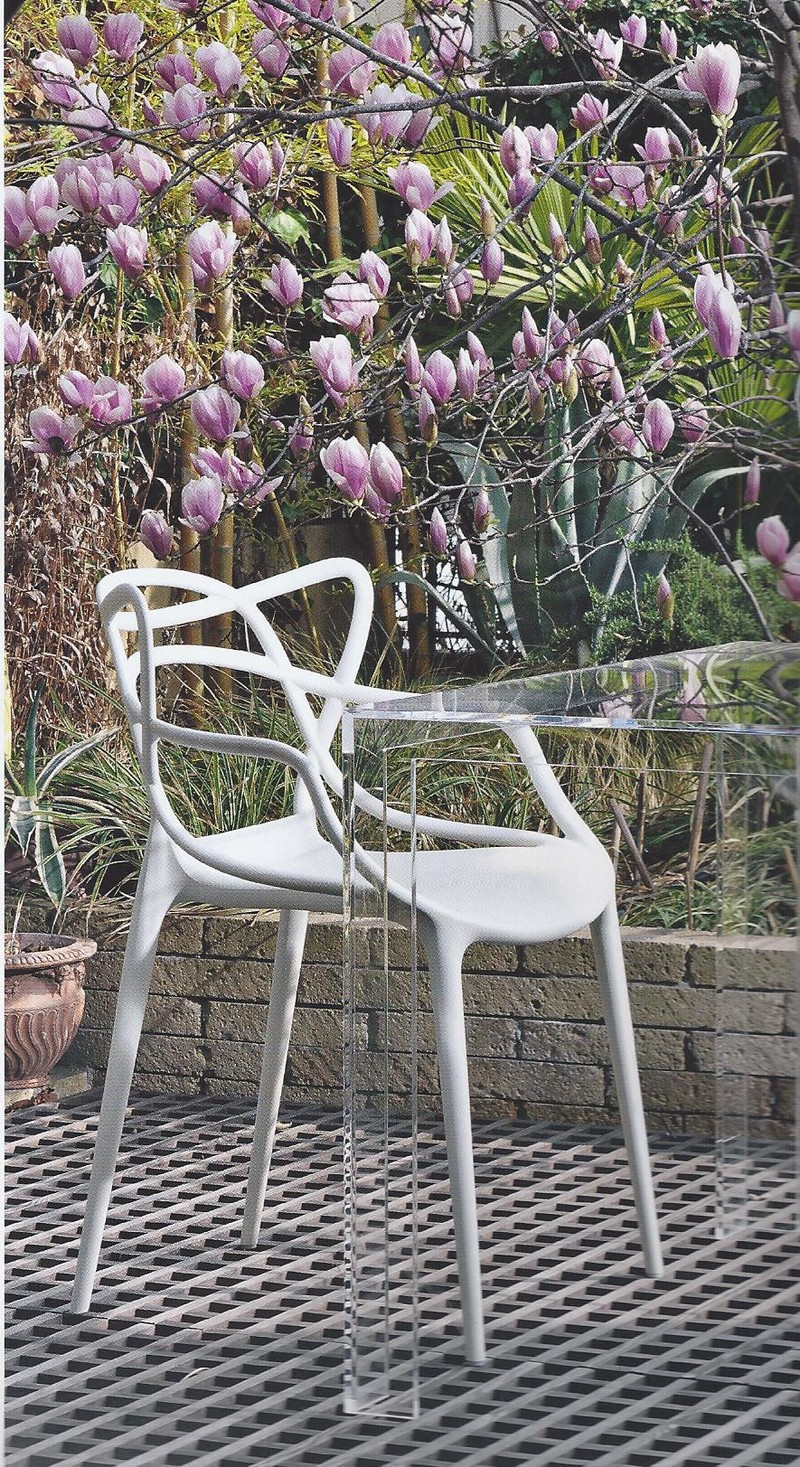 Chaise Masters Kartell Styles Decoration